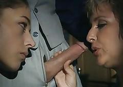 Vieille et Jeune baise vidéos - gratuit porno des années 70