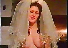 Bride xxx tube - 90s porn movie