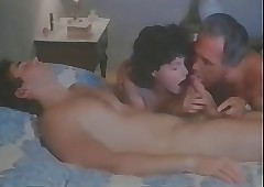 3some hot videos - 70s orgy porn