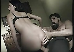 Lingerie hot videos - vintage anal sex videos